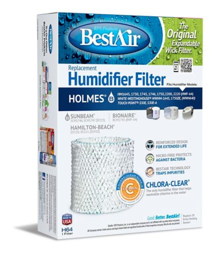 Holmes Humidifier Replacement Wick Filter