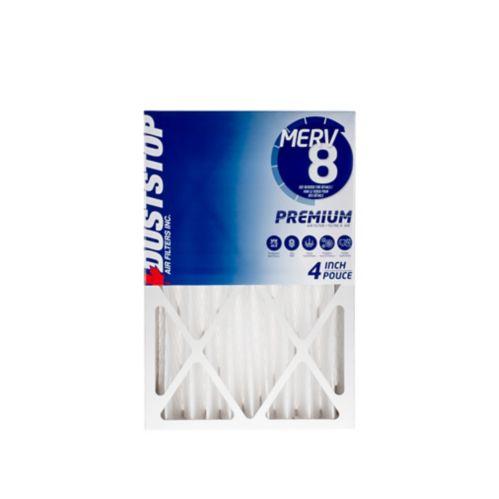Duststop MERV 8 Premium Filter, 16-in x 24-in x 4-in Product image