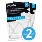 Filtre Noma Merv 11, 16 x 25 po, paq. 2 | NOMAnull