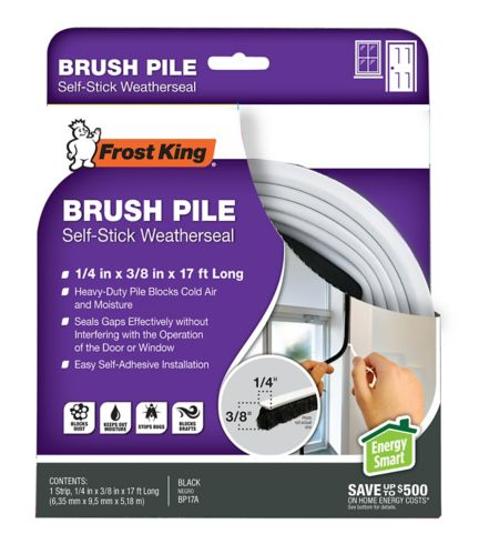 Frost King Brush Pile Weatherseal Product image