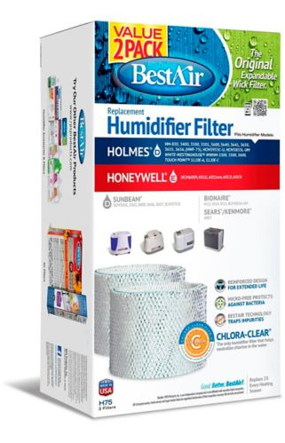 Holmes Humidifier Replacement Wick Filter, 2-pk Product image