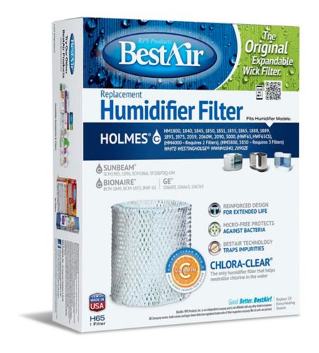 BestAir Holmes/Sunbeam Replacement Humidifier Filter Product image