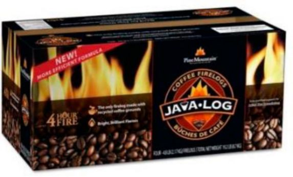 Pine Mountain Java Log Product image
