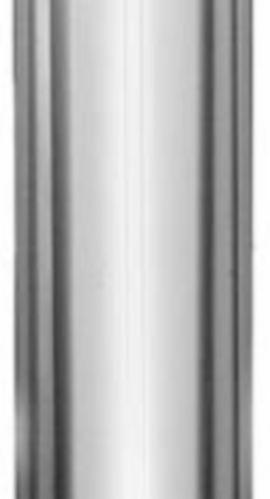 DuraVent DuraPlus Chimney Length, 6-in x 24-in
