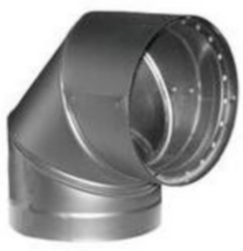 DuraVent DVL 90-Degree Elbow, 6-in Product image