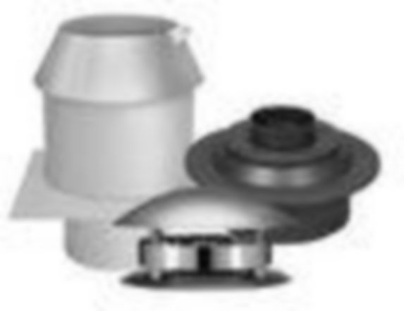 DuraVent Interior Installation Kit, 7-in Product image