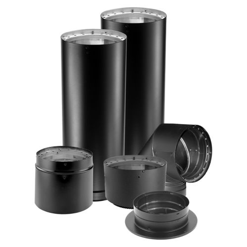 DuraVent Double Wall Stove Pipe Kit, 6-in Product image