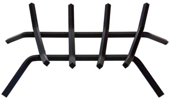 Black Steel Grate, 18-in Product image