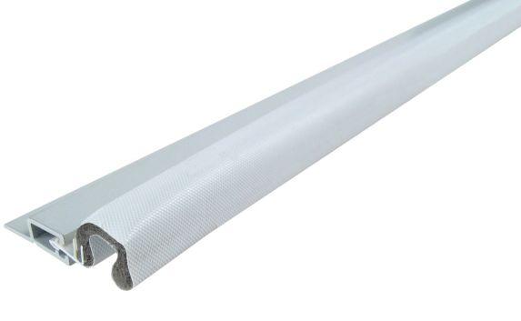 Coupe-froid de porte en aluminium et mousse Climaloc Image de l'article