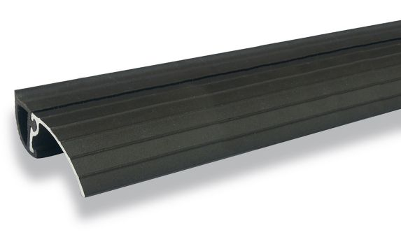 Climaloc Poly Aluminum Threshold, Brown Product image