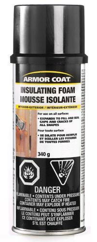 Armour Coat Insulating Foam, 12-oz Product image