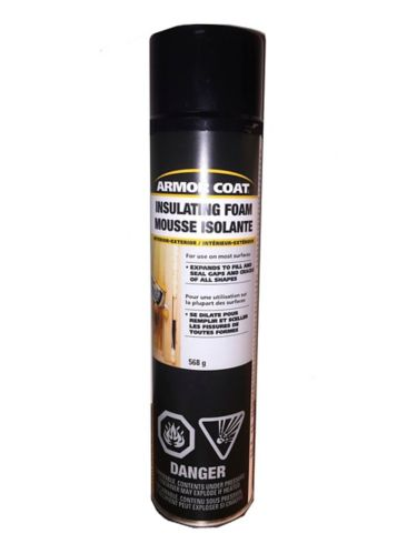 Armour Coat Insulating Foam, 20-oz Product image