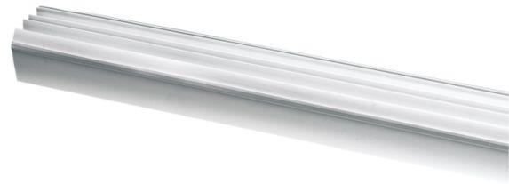 Climaloc Bottom Door U-shape, White Product image