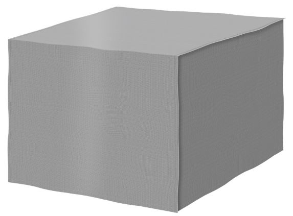 Climaloc Air Conditioner Cover, Black, 30 x 38 x 34-in Product image