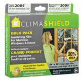 Pellicule isolante pour fenêtre Climaloc Climashield | Climalocnull