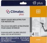Climaloc Comfort Plus Window Kit, Premium Film | Climalocnull