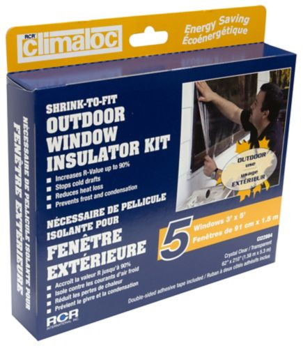 Calfeutrage pour fenêtre, extérieur Image de l'article