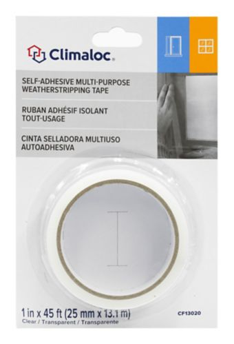 Climaloc Weatherstripping Tape, 1-in Product image