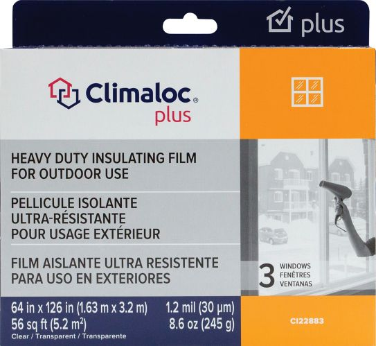 Climaloc Outdoor Insulation Window Kit Product image