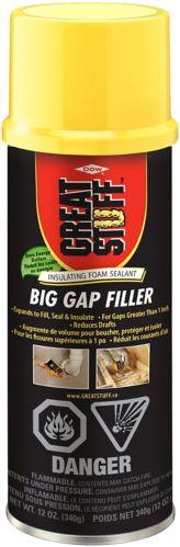 Mousse Great Stuff Big Gap Filler, 340 g