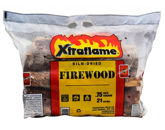 Xtraflame Firewood, 0.75-cu.ft Product image