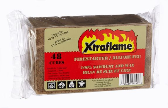Xtraflame Firestarter, 48 Cubes Product image