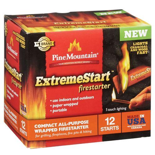 Allume-feu Pine Mountain Extreme Start, paq. 12 Image de l'article