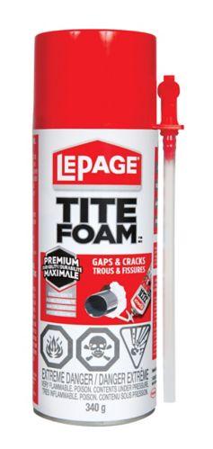LePage TiteFoam, 340-g
