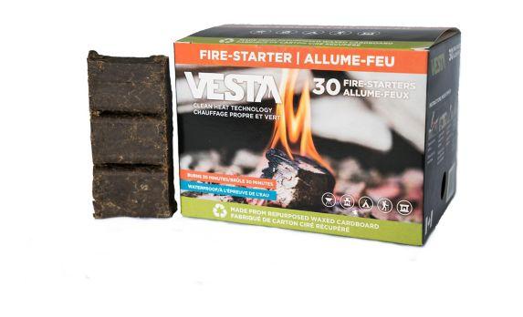 Vesta Fire-Starter, 30-pk Product image