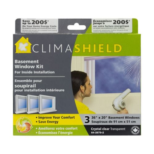 Basement Window Kit Product image