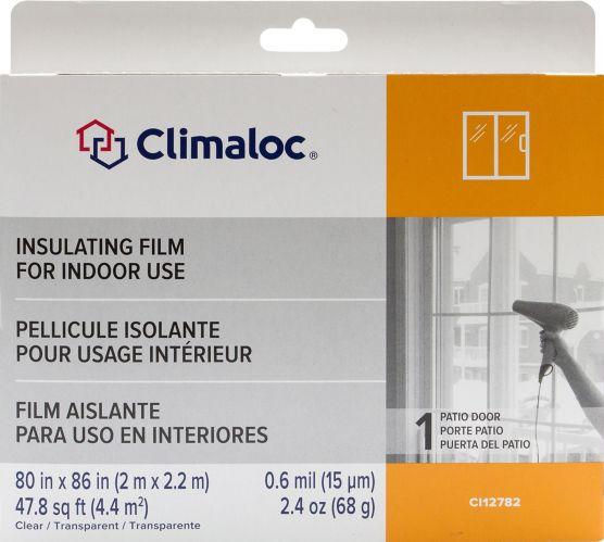 Pellicule moulante Climaloc Climashield pour porte-fenêtre Image de l'article