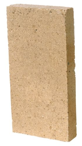 Firebrick, 9 x 4.5 x 1.25-in Product image