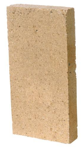 Brique réfractaire, 9 x 4,5 x 1,25 po Image de l'article