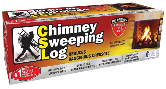 Chimney Sweeping Log Product image