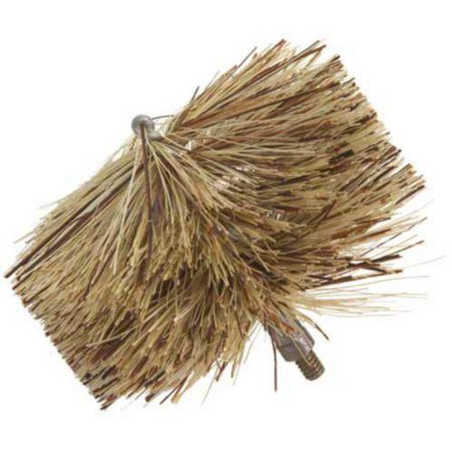 Imperial Pellet Stove Brush, 4-in