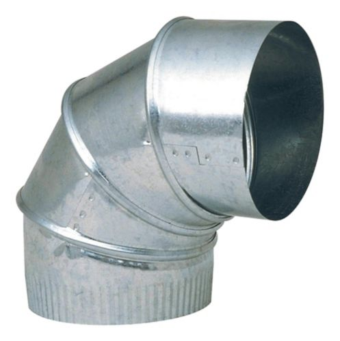 Coude de tuyau de poêle ajustable Imperial, calibre 30, 6 po Image de l'article