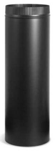 Tuyau de poêle Imperial, noir mat, 8 x 24 po Image de l'article
