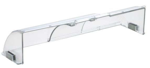 Déflecteur d'air transparent Image de l'article