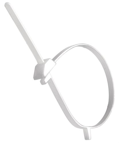 Adjustable Nylon Plastic Clamp, 2-pk Product image