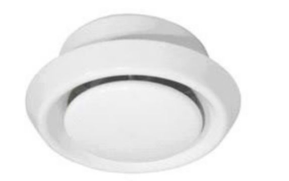 4-inch Air Diffuser White Product image