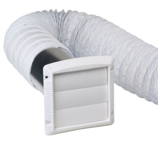 Bathroom and Utility Wall Vent Kit Product image