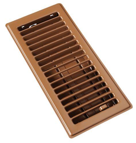 Registre de plancher, brun Image de l'article
