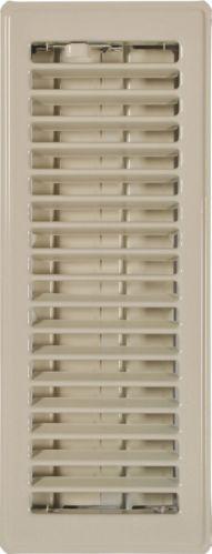 Floor Register, Almond Product image
