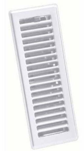 Floor Register, White Product image