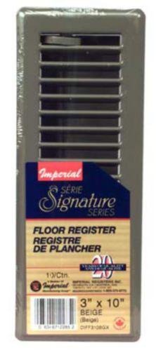Floor Register, Beige Product image