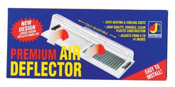 Air Deflector, 8 x 12-in. Product image