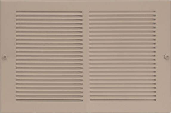 Beige Wall Grill, 14-in x 6-in Product image