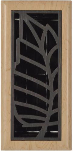 Registre de plancher, forêt, bronze huilé et érable, 4 x 10 po Image de l'article