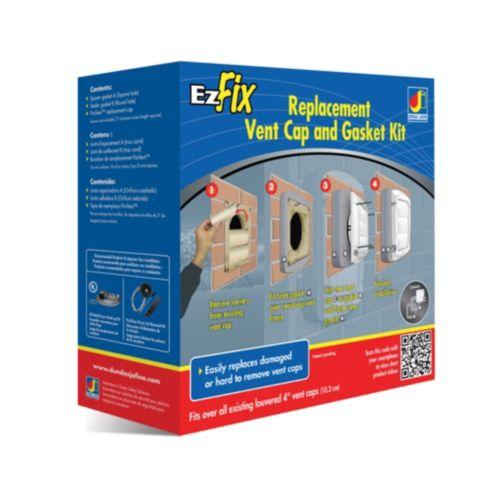 Dundas Jafine 4-in EZ Fix Cap Replacement Kit