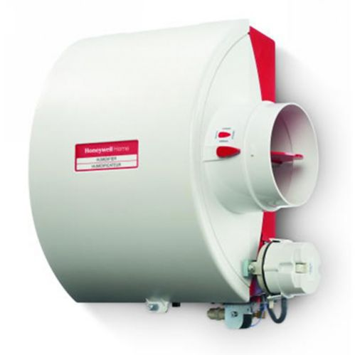 Honeywell Home Bypass Flow-Through Furnace Humidifier Product image